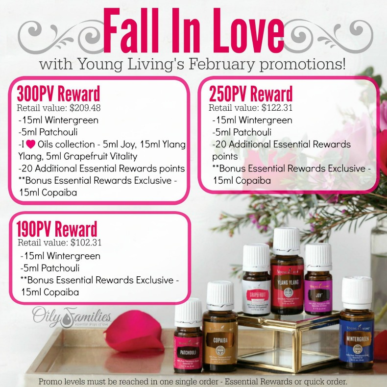 February Promotion from Young Living   Decorchick!®