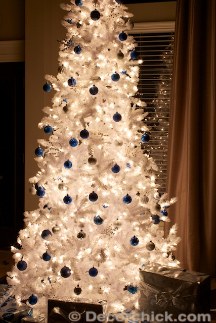 Glowing Tree | www.decorchick.com