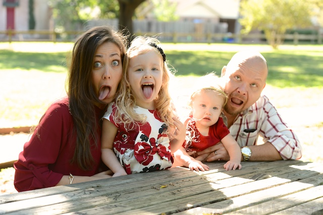 Goofy-Family-Picture