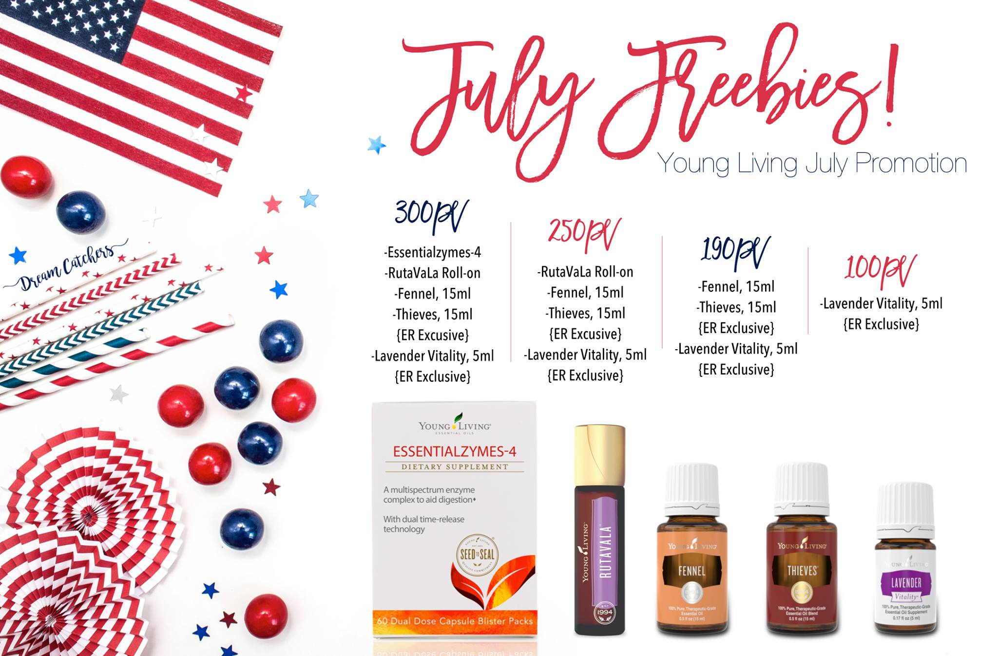 July Promotion from Young Living | Decorchick!