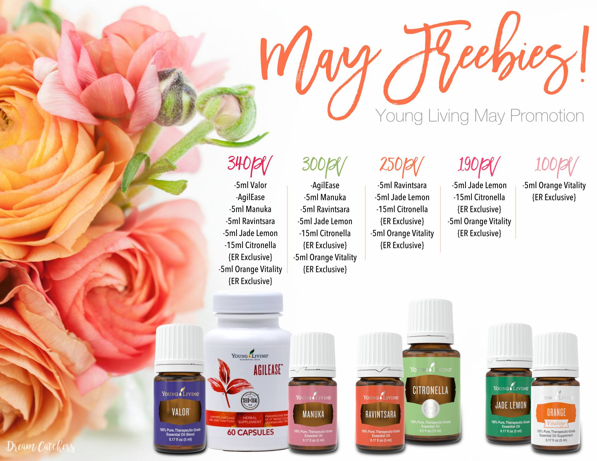 May Promotion Young Living |Decorchick!®