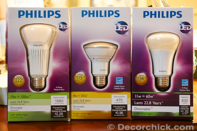 Philips-Bulbs