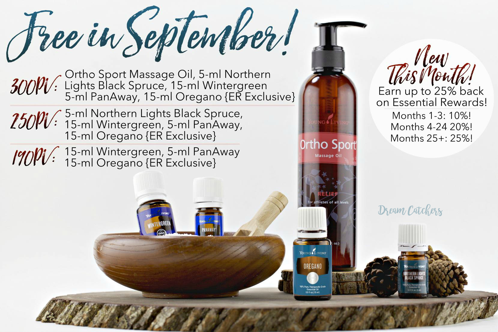 September Promotion from Young Living | Decorchick!®