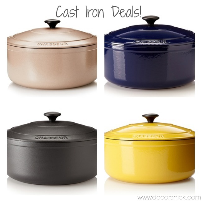 Cast Iron Dutch Oven Deals | www.decorchick.com