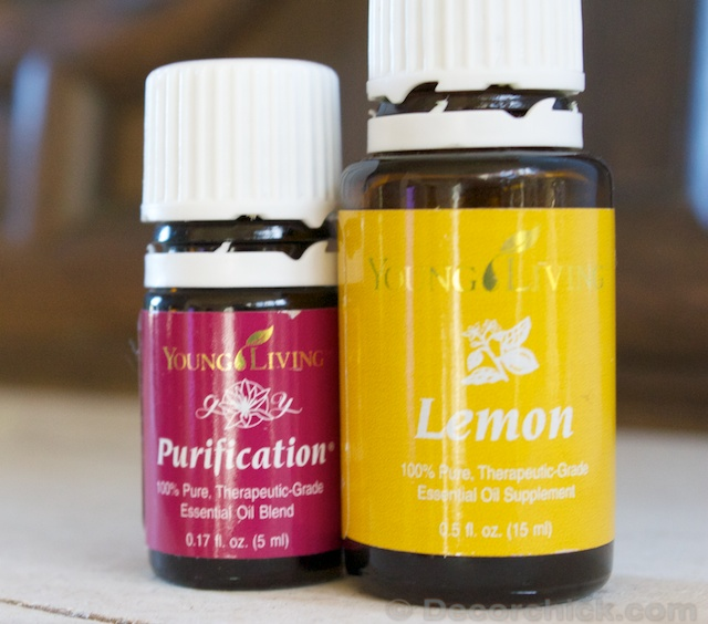 Clean Smelling Essential Oil