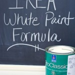 IKEA White Paint Formula