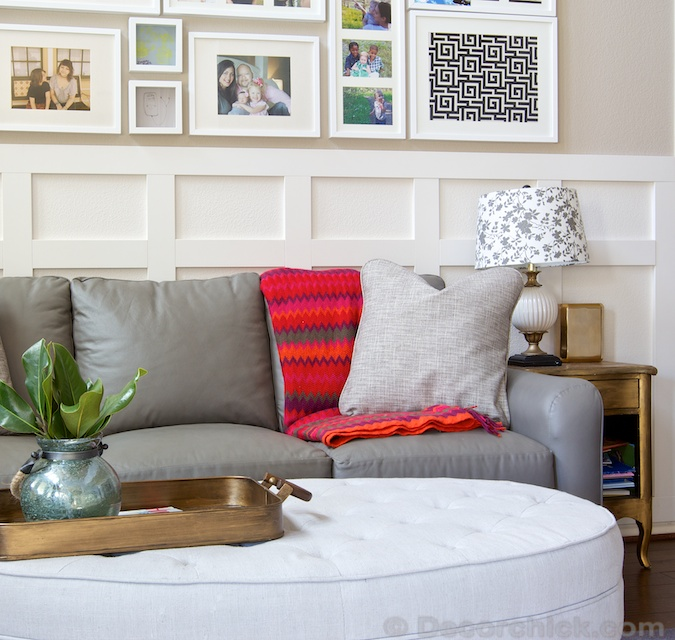 Colorful Throw Blanket | www.decorchick.com