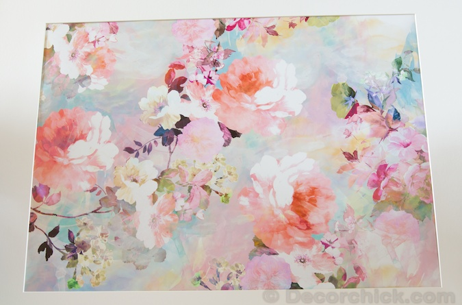 Watercolor Painting | www.decorchick.com
