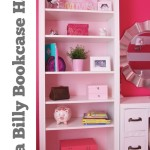IKEA Billy Bookcase Hack | www.decorchick.com
