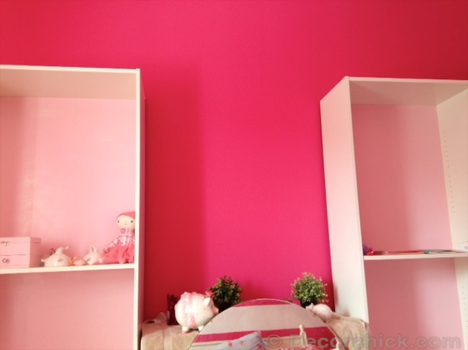 IKEA Billy Bookcase Hack Decorchick – Pink Bookcase Ikea