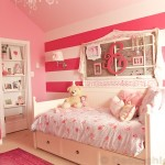 Princess Girl Room | www.decorchick.com