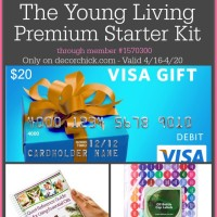 Receive these 3 Free Amazing Gifts When You Order the Young Living Premium Starter Kit. Only at Decorchick.com