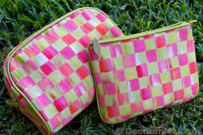 MacKenzie Childs Travel Pouches | www.decorchick.com