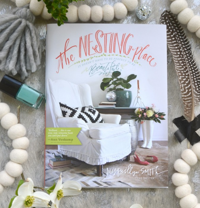 Nesting Place Book | www.decorchick.com