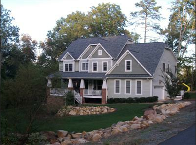 North Carolina Home | www.decorchick.com