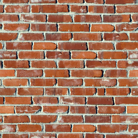 Brick Removeable Wallpaper | www.decorchick.com