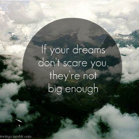 Dream Big | www.decorchick.com