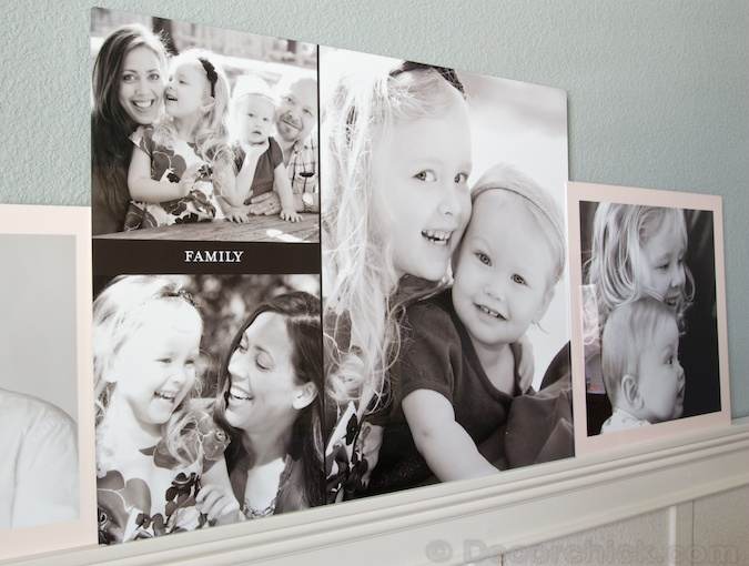 Family Gallery Wall | www.decorchick.com