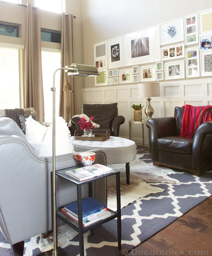 Living Room Arrangement | www.decorchick.com