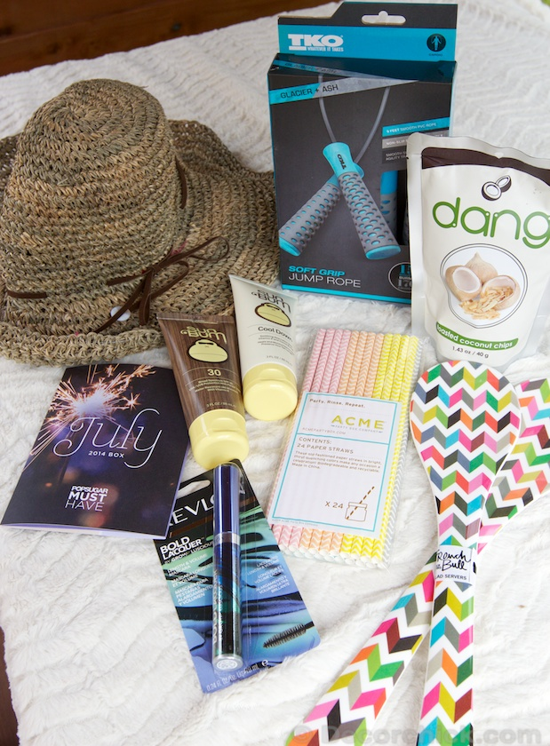 Must Have Box from POPSUGAR | www.decorchick.com