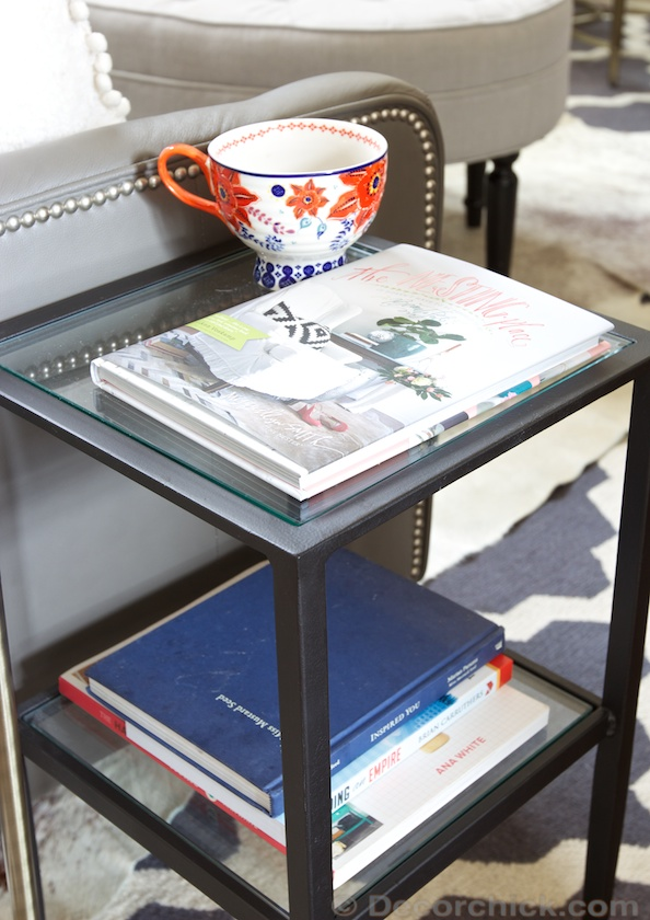 Nesting Table End Table | www.decorchick.com