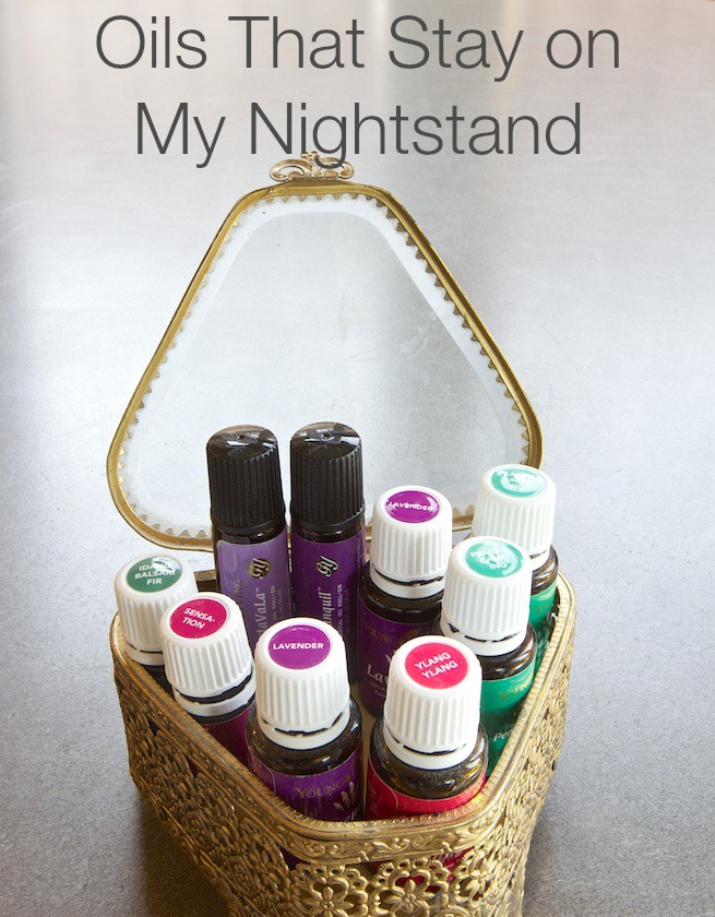 Oils to Use at Night | www.decorchick.com