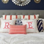 Monogrammed His and Her Initial Pillows | Decorchick!®