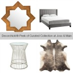 Decorchick!® Peek of Curated Collection at Joss & Main.
