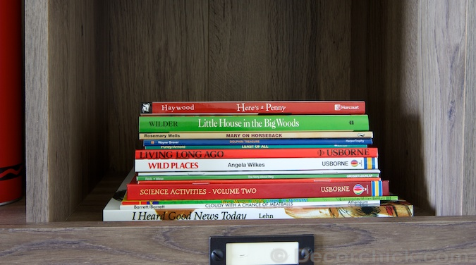 Homeschool Books | Decorchick!®