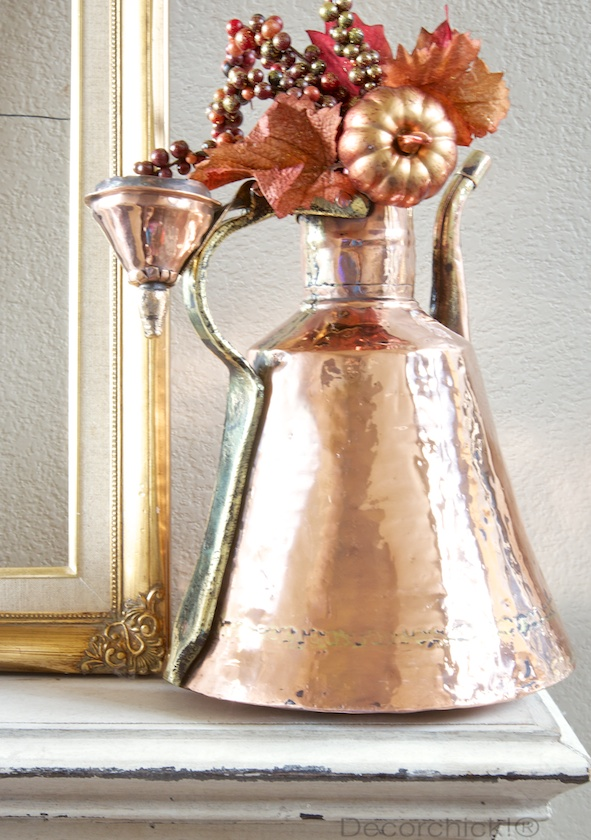 Copper Pitcher | Decorchick!®