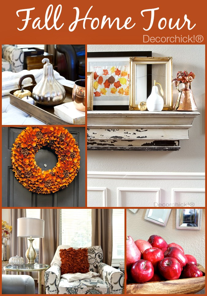 Decorchick!® Fall Home Tour