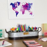 Organized Office Desk | Decorchick!®