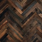 Beautiful Herringbone Floors