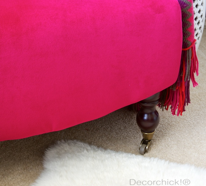 Chair Castors | Decorchick!®