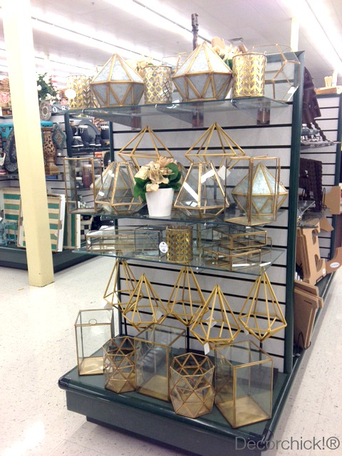 Gold Accessories Hobby Lobby | Decorchick!®