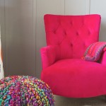 The Fuchsia Chair That Will Make Your Heart Stop