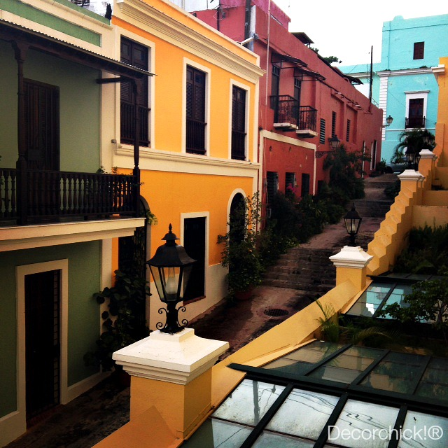 Old San Juan | Decorchick!®