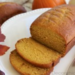 Pumpkin Bread Recipe | Decorchick!®