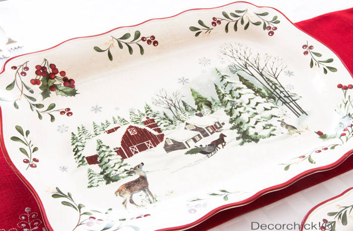BHG/Walmart Holiday Platter | Decorchick!®