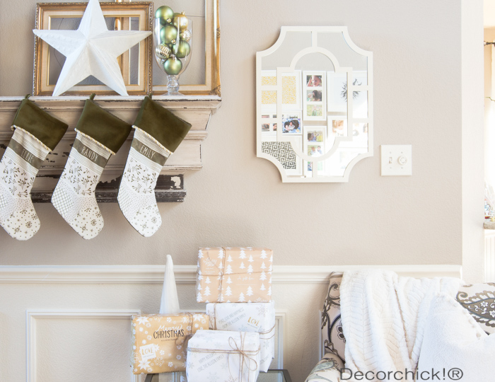 Cozy Christmas Corner | Decorchick!®
