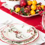 Holiday Table Setting | Decorchick!®