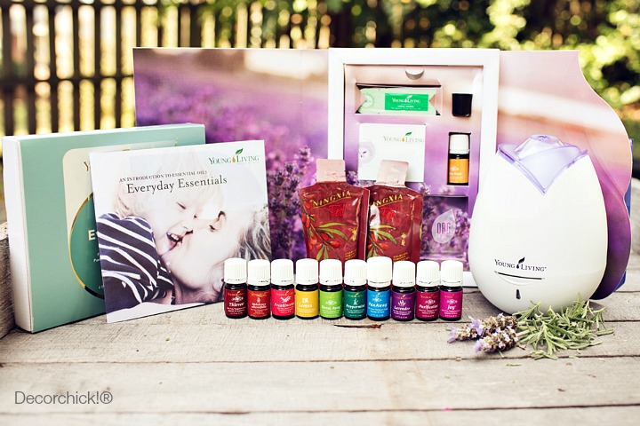 New Premium Starter Kit from Young Living | Decorchick!®