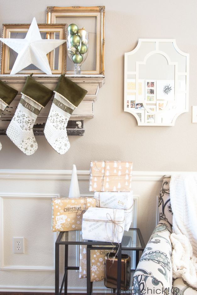 Personalized Christmas Stockings and Wrapping Paper | Decorchick!®