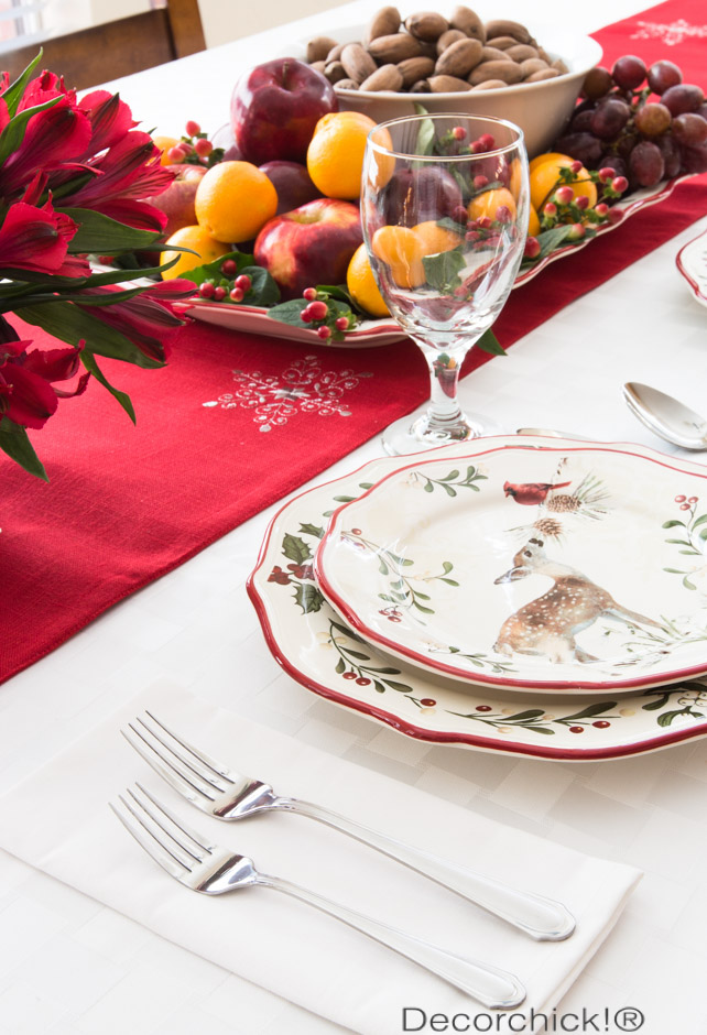 Holiday Entertaining with BHG Products from Walmart | Decorchick!®
