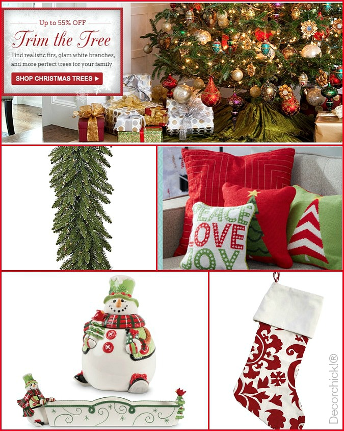 Wayfair Holiday Shopping | Decorchick!®