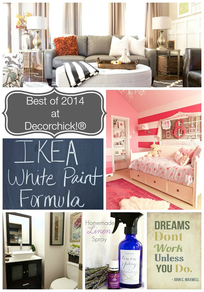 Best of 2014 @ Decorchick!®