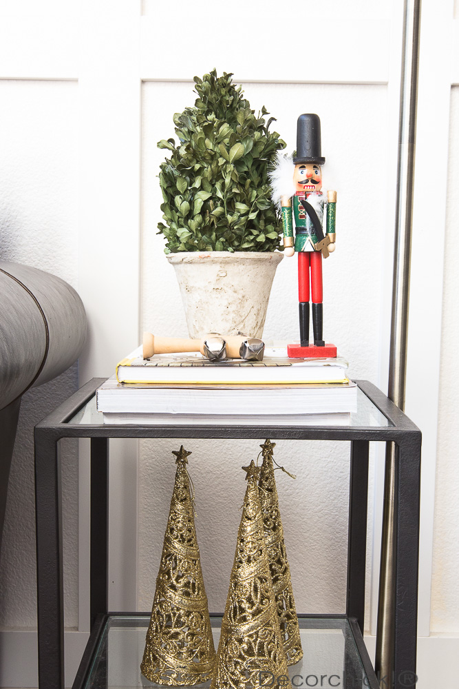 Christmas Decor on Table | Decorchick!®