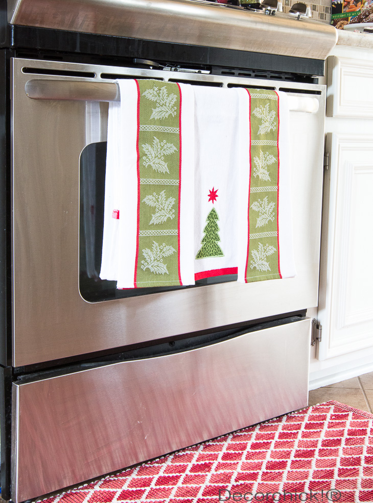 Christmas Dish Towels | Decorchick!®