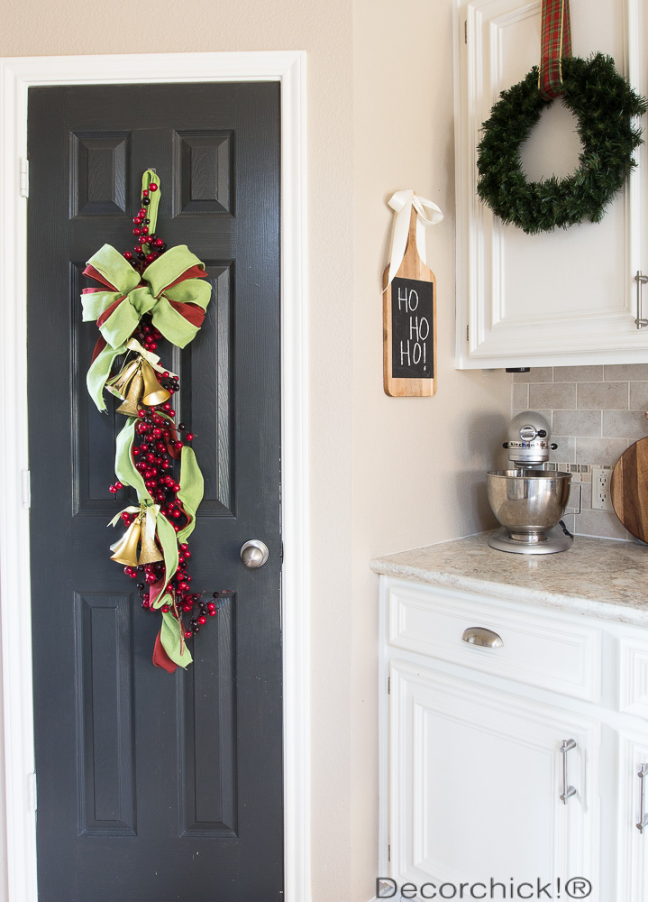 Christmas Door | Decorchick!®