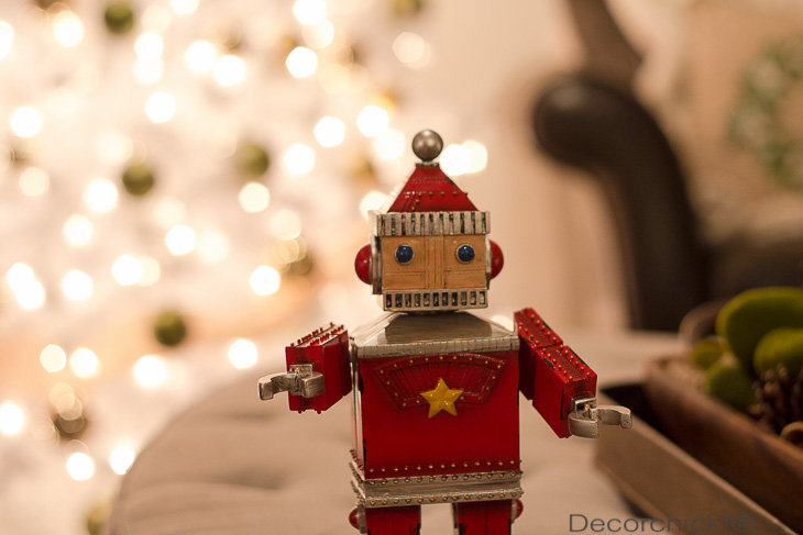 Christmas Robot | Decorchick!®